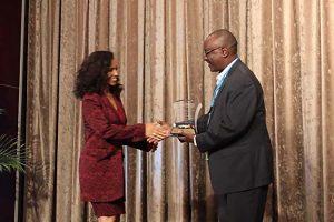 AFRAA award pres