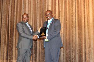 Afraa award presentation